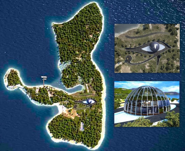 Eye Spy Naomi Campbell's Island Vacation Home