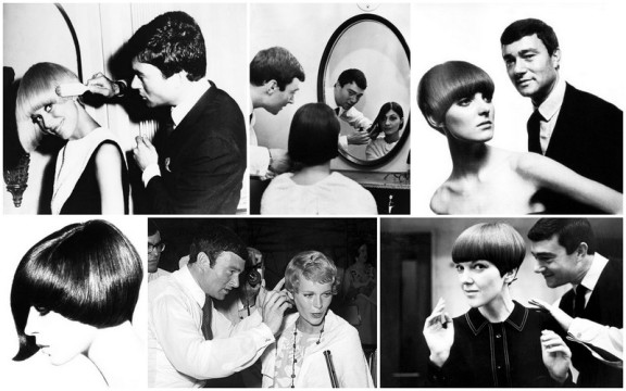 The Famed Hairstyles Of Vidal Sassoon