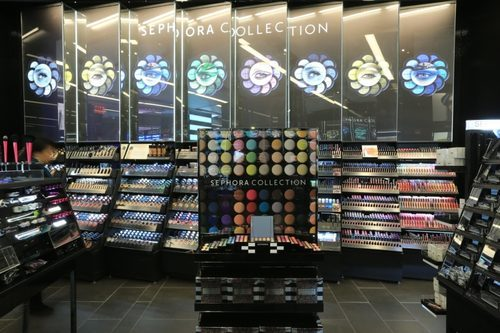Sephora Times Square Sephora Collection Interior