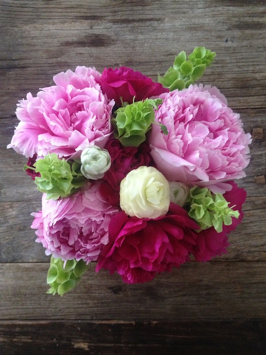 Floral Arrangements Pretty Peonies